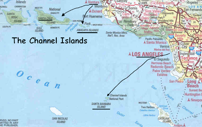Channel Island National Park Access